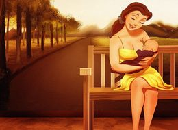Here's What Disney Princesses Would Look Like As Parents