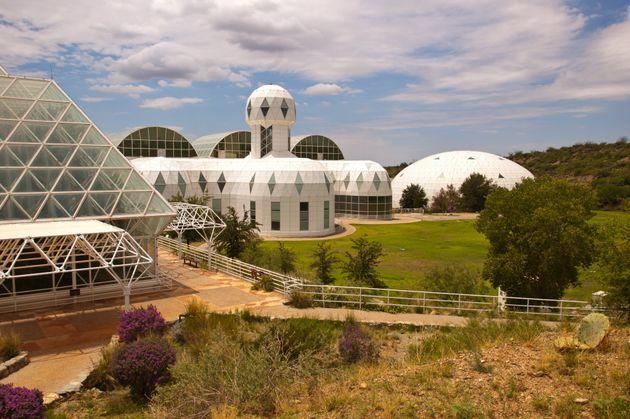 Biosphere 2 in Oracle,