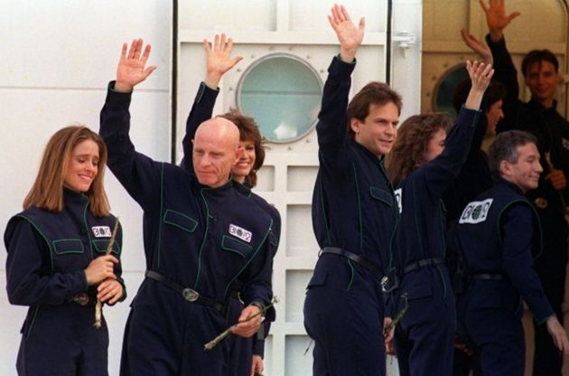 It's Been 25 Years Since 8 Scientists Sealed Themselves Inside Biosphere 2 For Two Whole