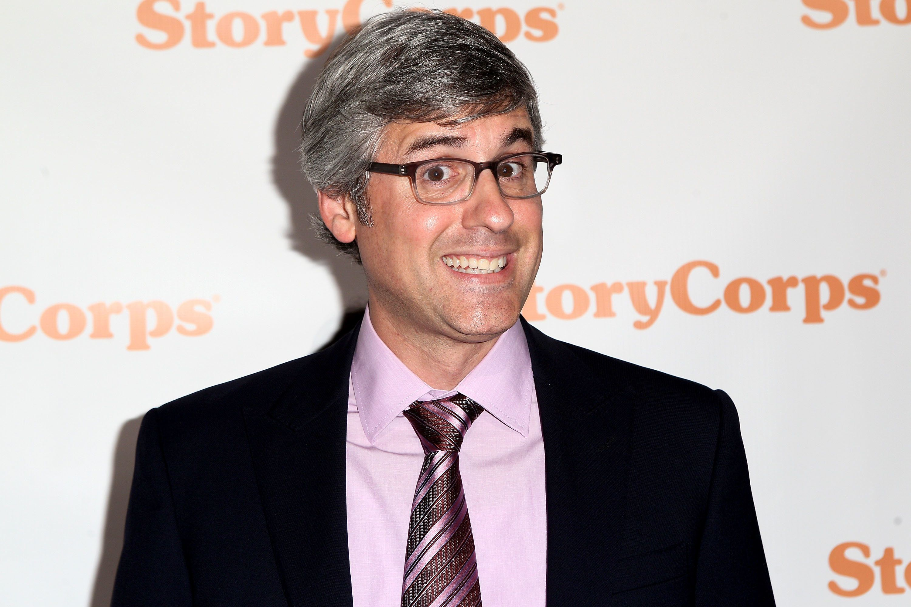 NEW YORK, NY - SEPTEMBER 29:  Mo Rocca attends StoryCorps Annual Gala at Capitale on September 29, 2015 in New York City.  (Photo by Steve Mack/Getty Images)