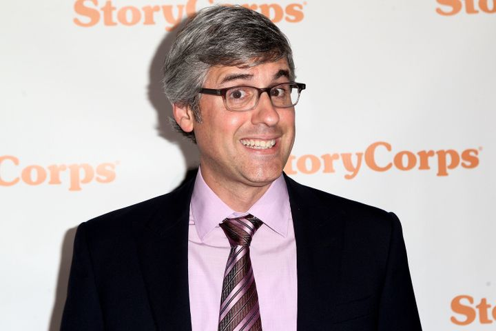 Mo Rocca began his career in a directionless fashion that many young people might relate to.