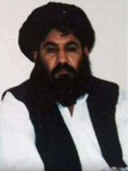 Mullah Akhtar Mohammad Mansour.