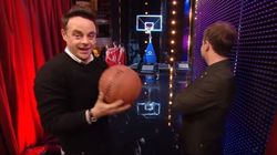 Ant Owns 'BGT' With Jaw-Dropping Basketball