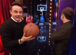 Ant Owns 'BGT' With Jaw-Dropping Basketball Trick