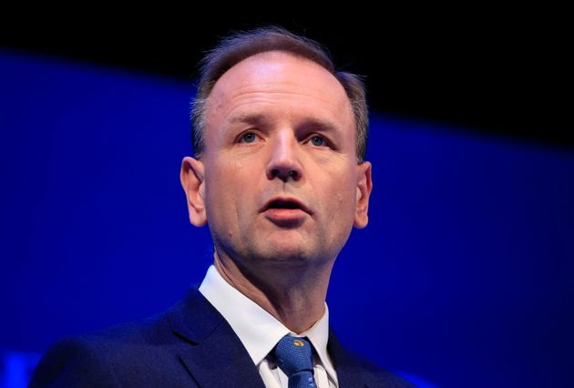 Brexit Would Be 'Very Dangerous' For The NHS, Chief Executive Simon Stevens