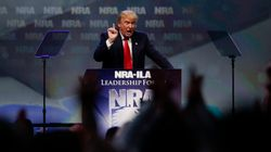 Donald Trump Doesn't Want Guns In Classrooms, Except When He