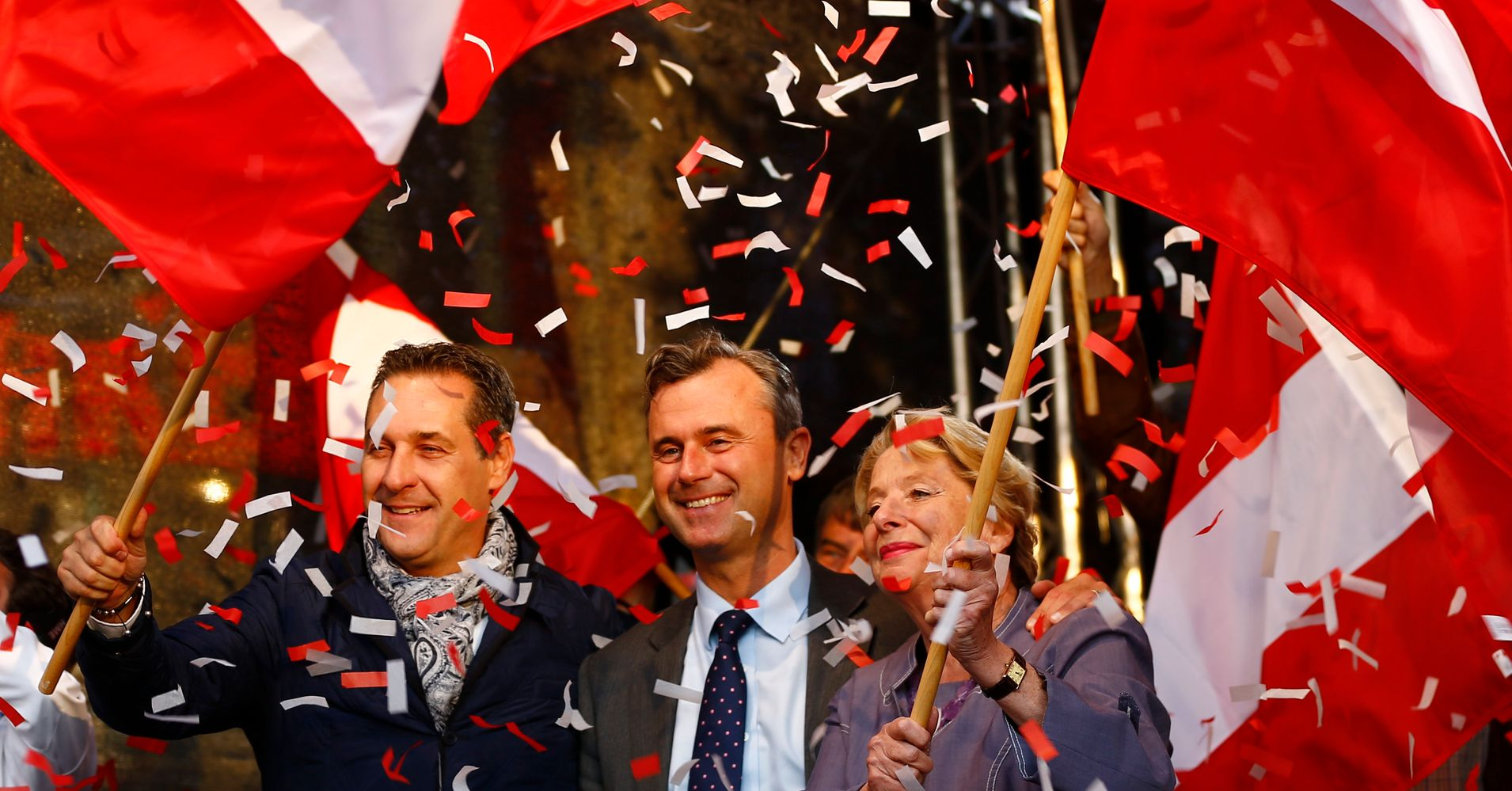 Austria Could Elect Far-Right Party In Tight Presidential ...