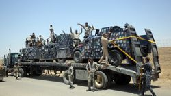 Iraqi Forces Launch Operation To Retake Fallujah From