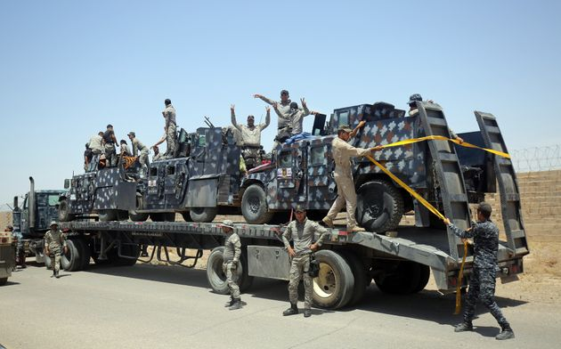 Iraq Announces Start Of Falluja Operation, Some Residents