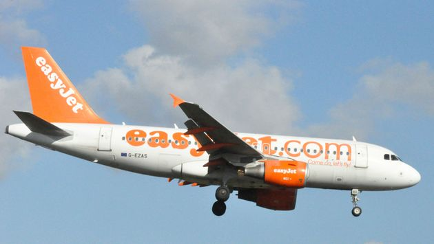 An easyJet flight from Glasgow to Majorca wasdiverted because of a