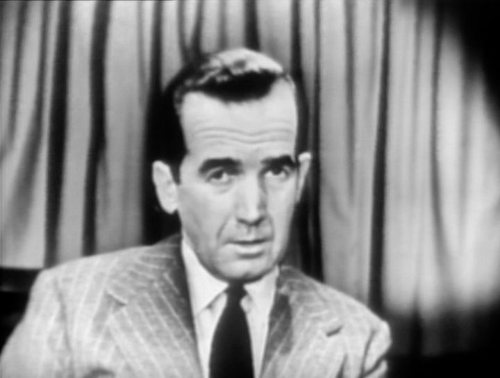 The director of the Edward R. Murrow Center at Tufts University says that the legendary CBS news anchor would not h