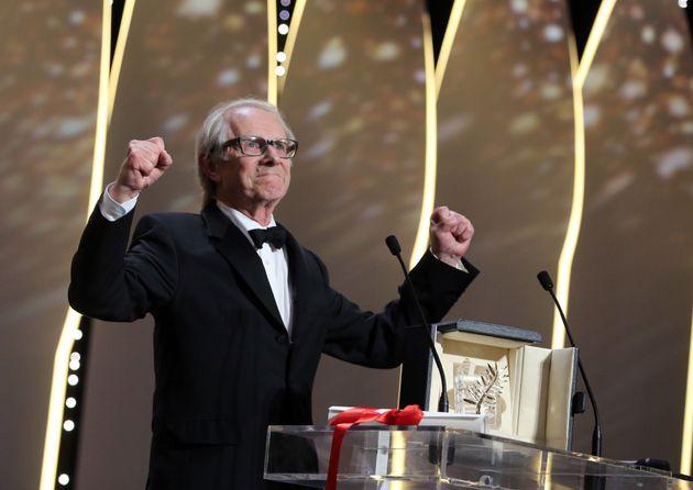 Ken Loach winsthe Palme D'Or at Cannes Film Festivalfor hisnew film I, Daniel