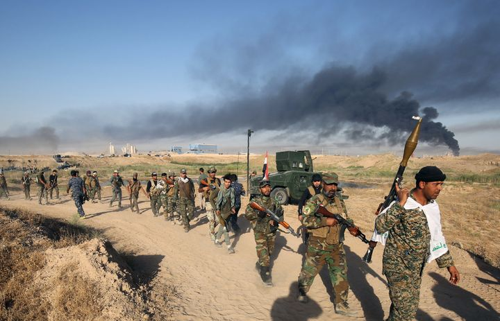 The effortto retake Fallujahisone of the toughest targets yet in Baghdad's war on the Islamic State group.