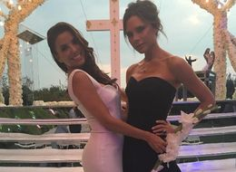 Eva Longoria Gets Married In Victoria Beckham Wedding Dress