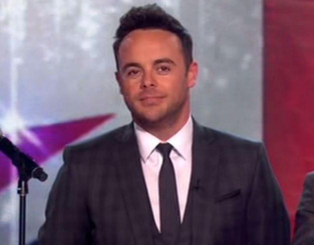 Ant McPartlin delighted viewers with his new