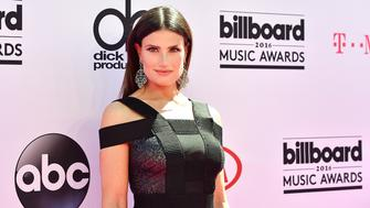 LAS VEGAS, NV - MAY 22:  Actress/recording artist Idina Menzel attends the 2016 Billboard Music Awards at T-Mobile Arena on May 22, 2016 in Las Vegas, Nevada.  (Photo by David Becker/Getty Images)