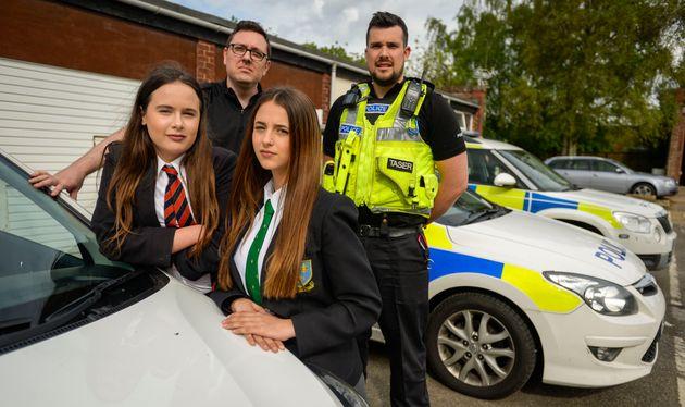 Schoolgirls, 13, Accused Of Theft By Police After Mistaken