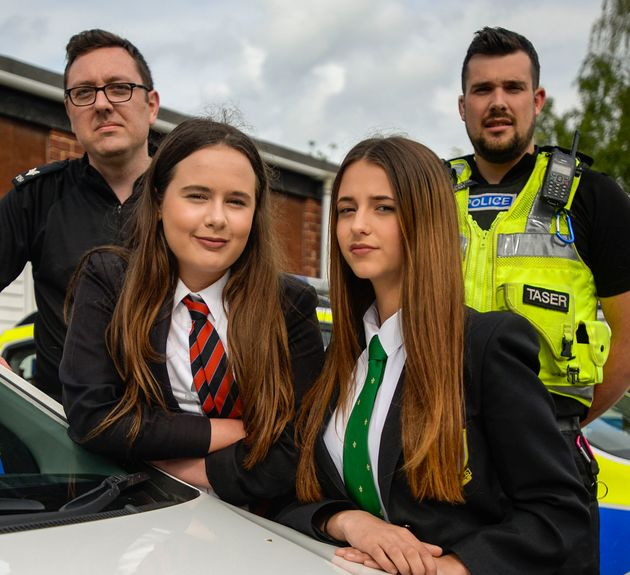Now the falsely accused pair will coach police in how to relate to young
