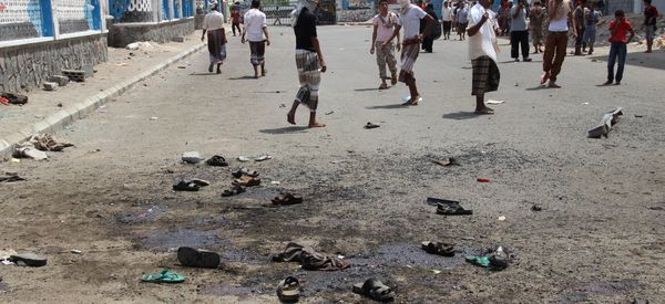 At Least 40 Army Recruits Killed By ISIS Suicide Bombing In Yemen
