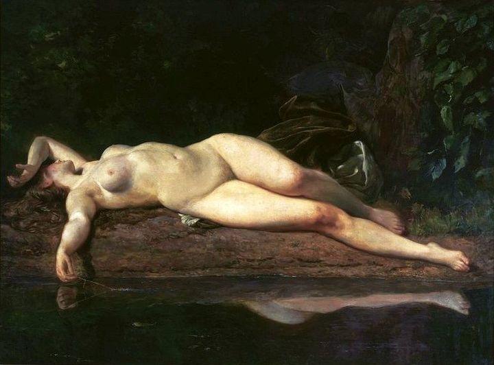 "Wojciech Gerson, ""The Rest,"" 1895"