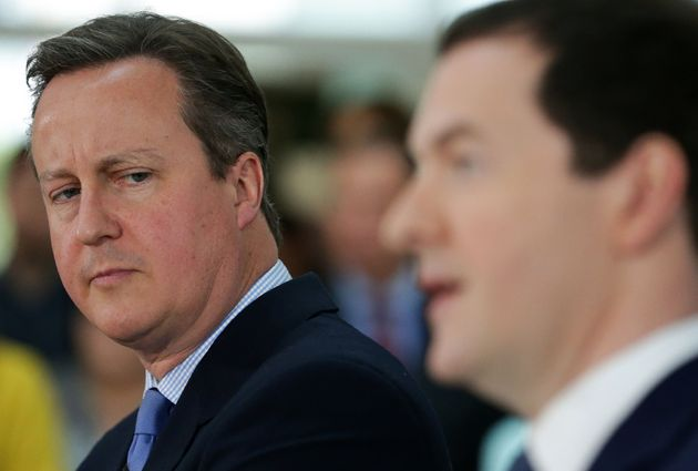 Nicola Sturgeon Accuses Cameron And Osborne Of Running 'Fear-Based' Campaign To Stop