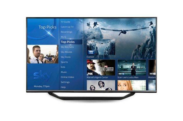 Sky Q Ultra HD Is Launching In August Offering 4K Sports And