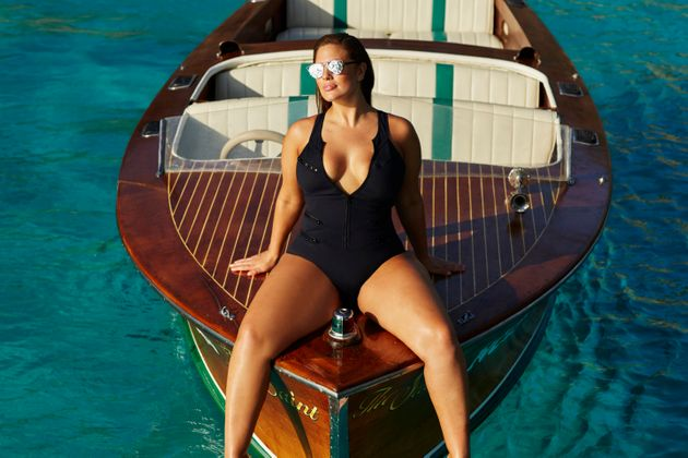 WOW, Ashley Graham's New Swimsuitsforall Collection Is