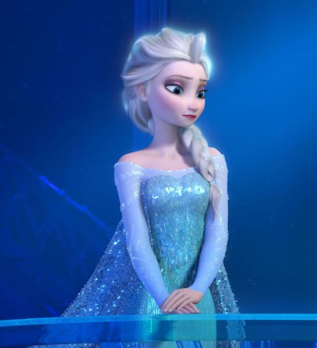 Elsa was one of the central characters in Disney's