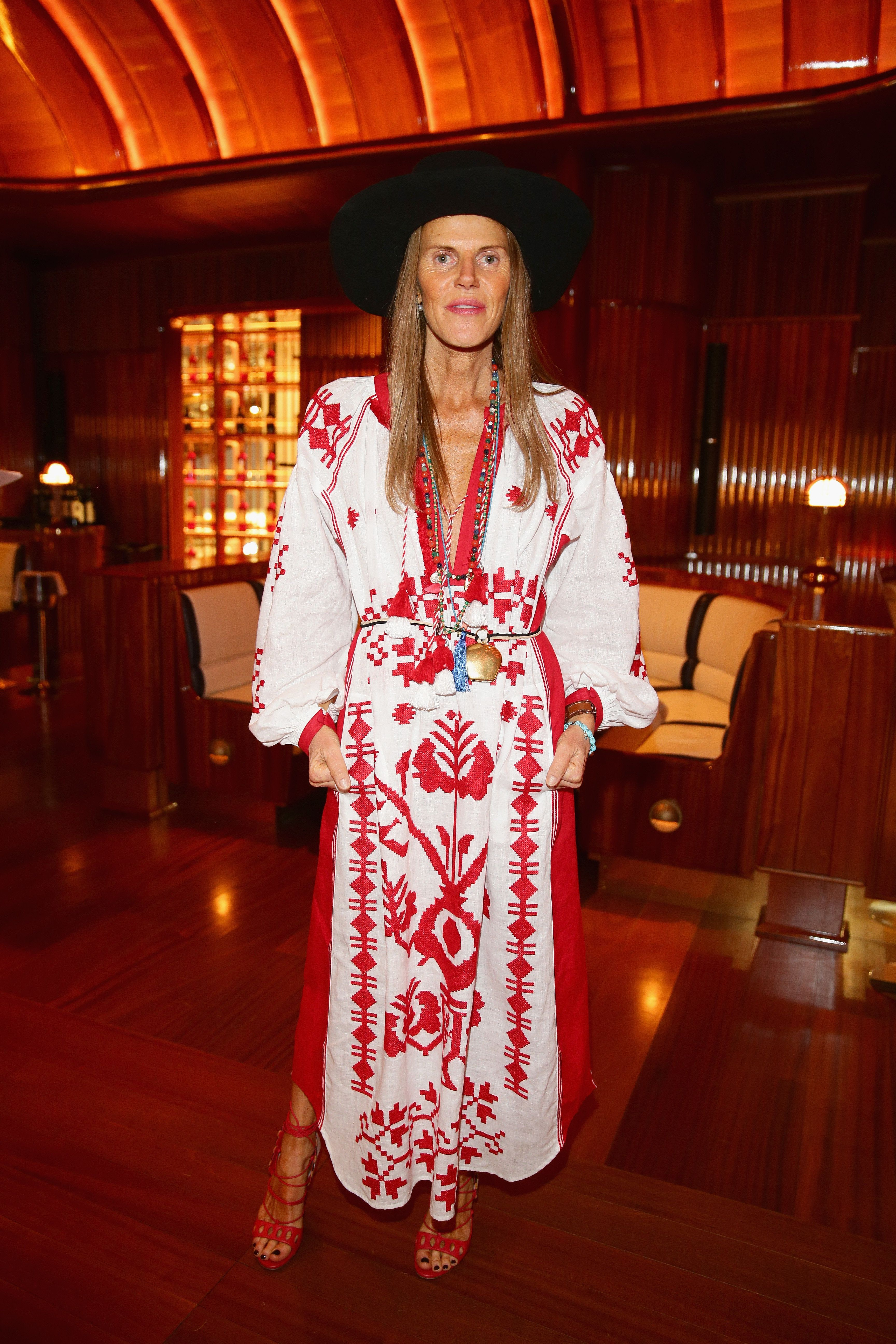How To Get Those $1,000 Embroidered Dresses For Under