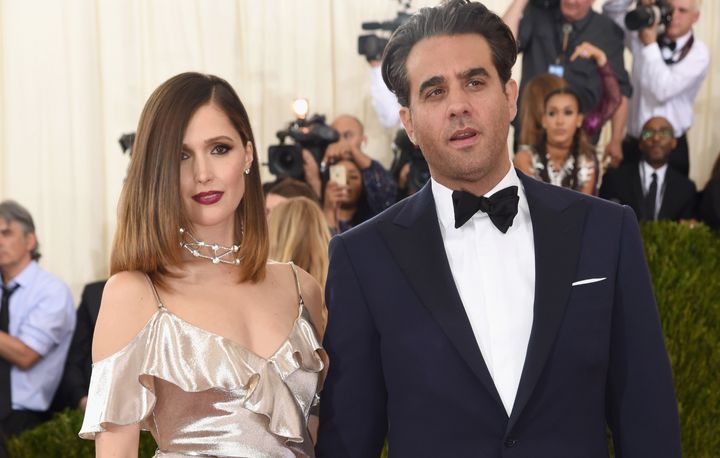 Rose Byrne and Bobby Cannavale have a 3-month-old son named Rocco.
