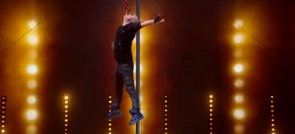 Sword Swallower Alex Magala's Latest 'BGT' Stunt Has To Be Seen To Be Believed