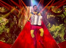 Vitaly Voronko Gives The Most Bizarre 'BGT' Performance Ever
