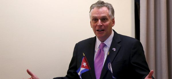 Virginia Governor Under FBI Investigation Over Campaign Donations