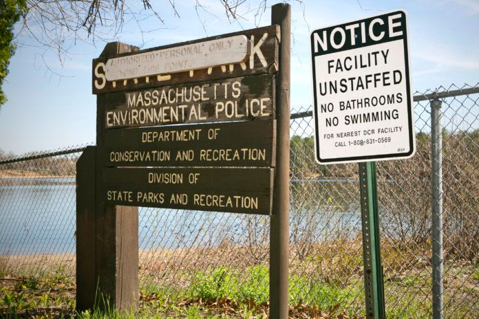 Lake Lorraine State Park in Springfield has gone unstaffed for several years and the state has stopped testing water quality