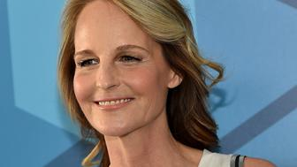 NEW YORK, NY - MAY 16:  Actress Helen Hunt attends FOX 2016 Upfront at Wollman Rink on May 16, 2016 in New York City.  (Photo by Ben Gabbe/Getty Images)
