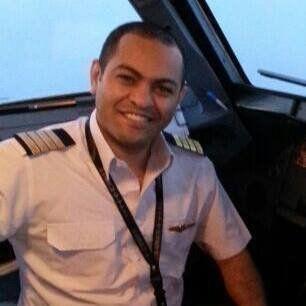 Pilot Mohamed Said