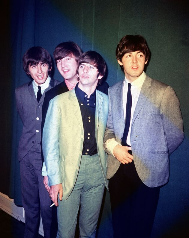 The Beatles split acrimoniously in