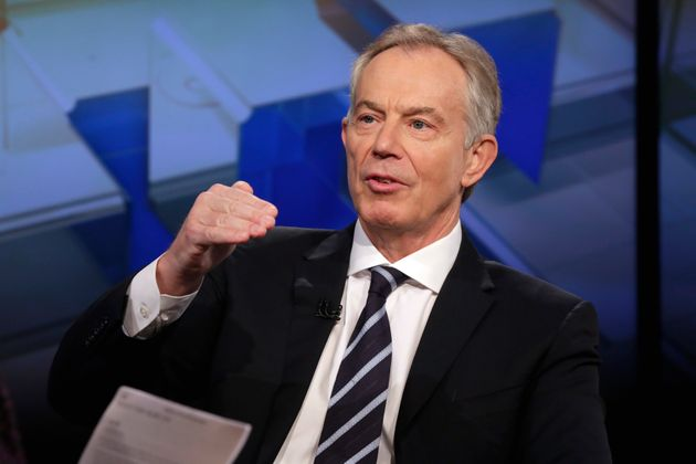 Tony Blair Calls For 'Proper Ground War' Against Isis In Middle