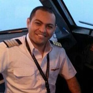There have been contradicting claims whetherpilot Mohamed Said Shoukair made a distress
