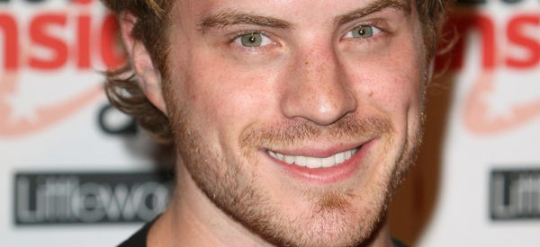 Former 'EastEnders' Star Rob Kazinsky Reveals Shocking New Look
