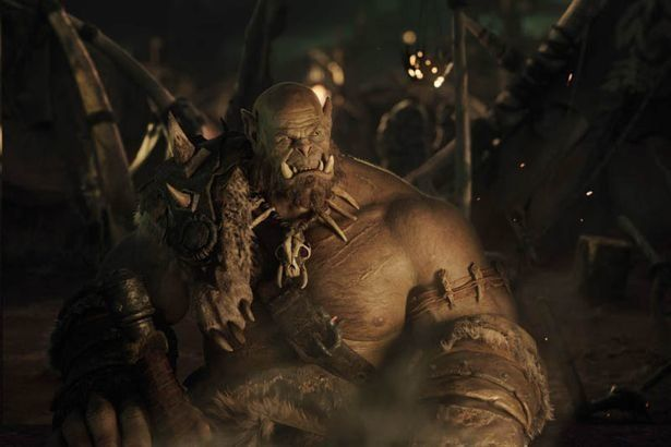 Former 'EastEnders' Star Rob Kazinsky Is (Ahem) Unrecognisable In 'Warcraft: The