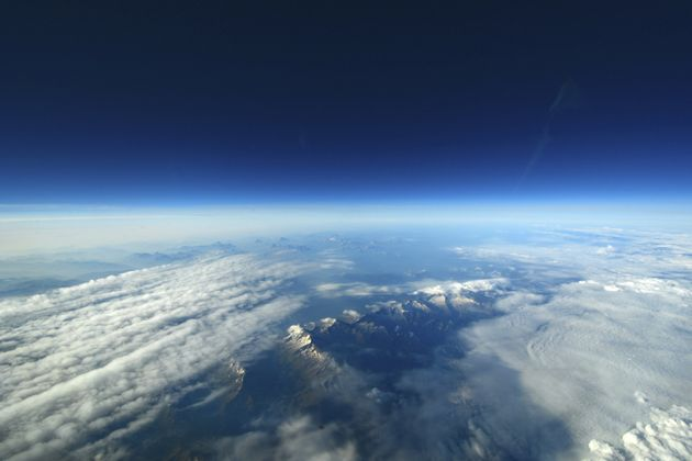 Firing Giant Lasers Into The Atmosphere Could Actually Help Slow Climate