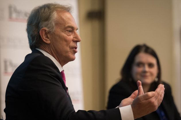 Tony Blair Doubts Jeremy Corbyn Can Win The Next General