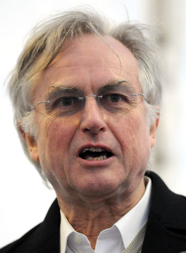 Richard Dawkins suffered a mild stroke in