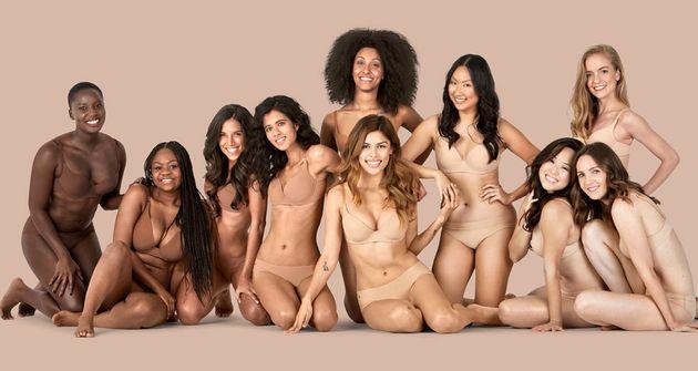 'Nude' Underwear Just Got A Much-Needed