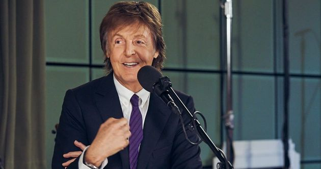 Paul McCartney was in reflective mood on collaborations past and
