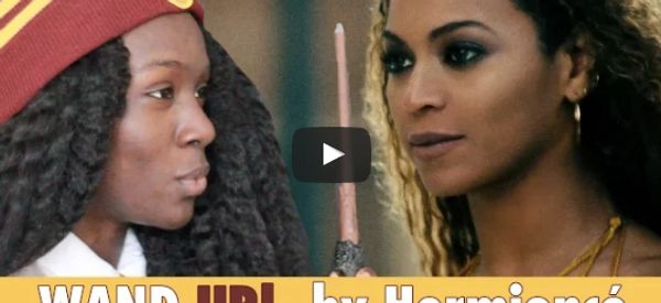 This Parody Of Beyoncé's 'Hold Up' Is All About Hermione Granger