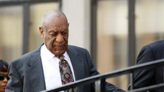 NORRISTOWN, PENNSYLVANIA - MAY 24: Actor and comedian Bill Cosby arrives for a preliminary hearing on sexual assault charges at Montgomery County Courthouse on May 24, 2016 in Norristown, Pennsylvania.  (Photo by William Thomas Cain/Getty Images)