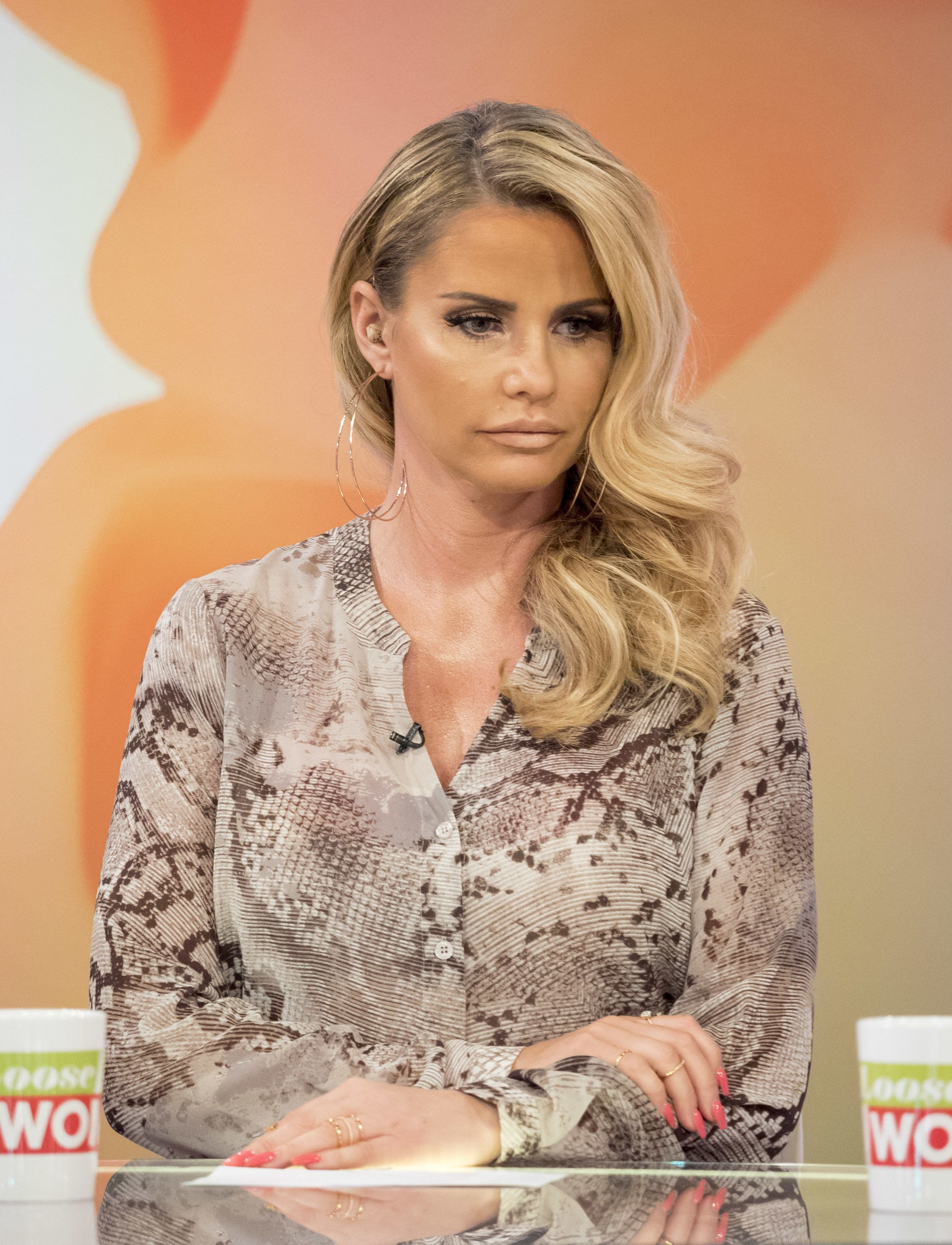 Ofcom Reach Decision Over Katie Price's X-Rated Admission On 'Loose