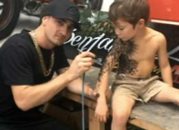 This Artist Is Giving Sick Kids Unbelievably Intricate Tattoos